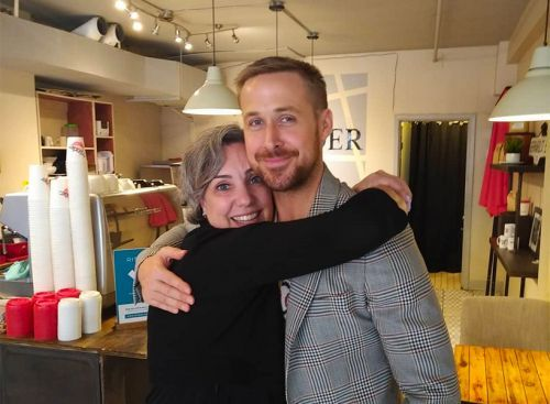 """I Can't Believe He Came:"" Ryan Gosling Just Made This Toronto Café Owner's Dream Come True"