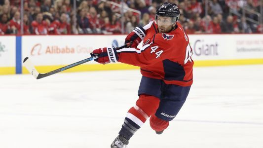 NHL Playoffs 2019: Brooks Orpik lifts Capitals to 2-0 series lead over Hurricanes with overtime winner