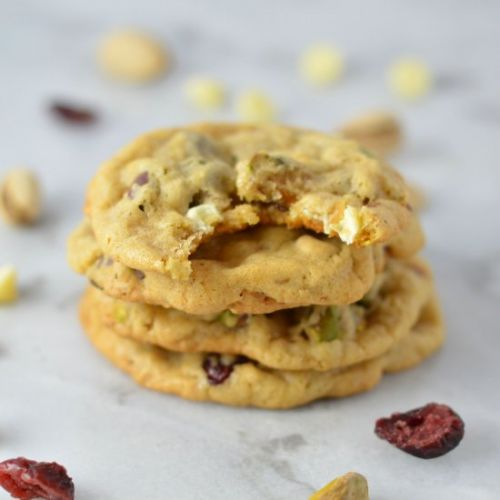 Cranberry Pistachio White Chocolate
