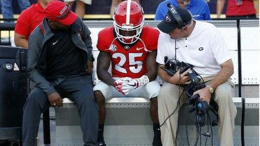 College football rankings, Week 7: Georgia loss headlines upset-filled weekend