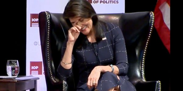 'When I wake up, I don't know what he's going to tweet about': Nikki Haley offers a revealing take on Trump's social-media habits
