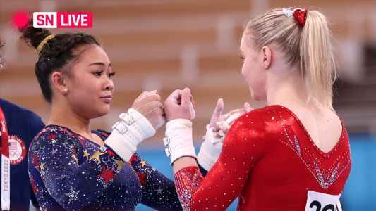 Olympic gymnastics results: Suni Lee narrowly wins gold to become USA's fifth straight all-around champion