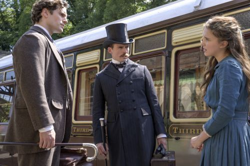 It's elementary: 'Enola Holmes' is a hit