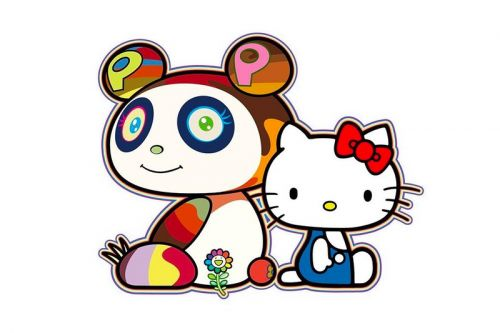 Takashi Murakami Teases Upcoming Hello Kitty Collab
