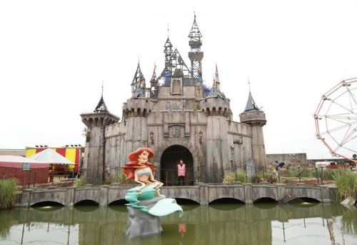 Three years on, we look at the legacy of Banksy's Dismaland