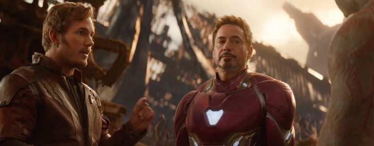 People are having lots of fun coming up with examples of more 'ambitious' crossover events than Marvel's 'Avengers: Infinity War'