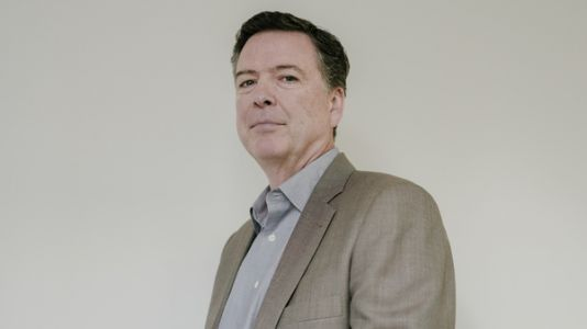 Transcript: James Comey's Full Interview With Steve Inskeep And Carrie Johnson