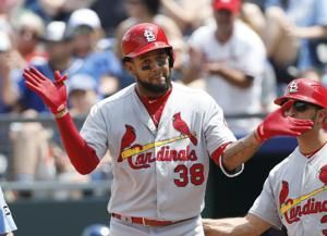 Cardinals rally to beat Royals 8-2 for 5th straight win
