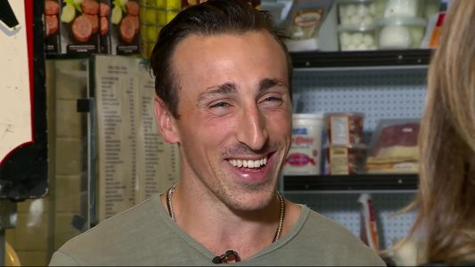 Someone you should know: Bruins' feisty left wing Brad Marchand