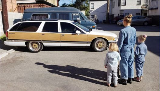 Conan O'Brien's First Stage Was The Way Back Seat Of A Station Wagon