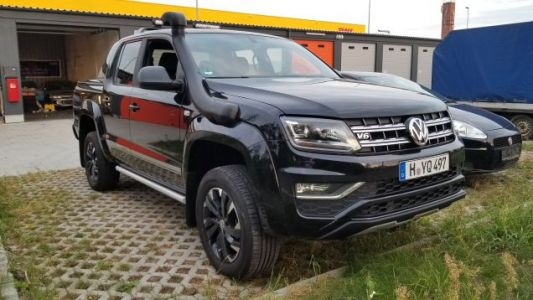 What Do You Want To Know About The Volkswagen Amarok Pickup?
