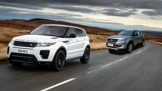 Chinese Copycat Range Rover Evoque Ordered to Halt Production by Beijing Court