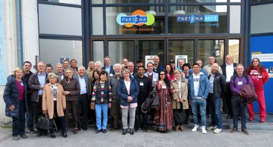 A Successful Spring Meeting of the New Central Europe Chapter