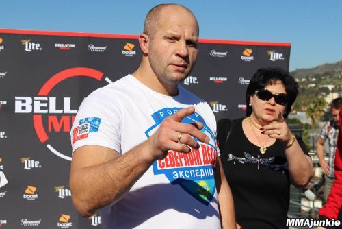 Fedor Emelianenko: Retirement 'more and more' on mind ahead of Bellator 214 title fight