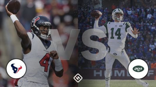 Texans vs. Jets: Time, how to livestream, where to watch on TV