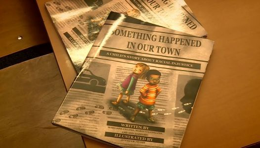'Something Happened In Our Town': Children's book tackles topic of police shootings