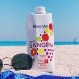 These Sangria Juice Boxes Contain 3 Glasses Worth of Wine - Need Us to Repeat That?