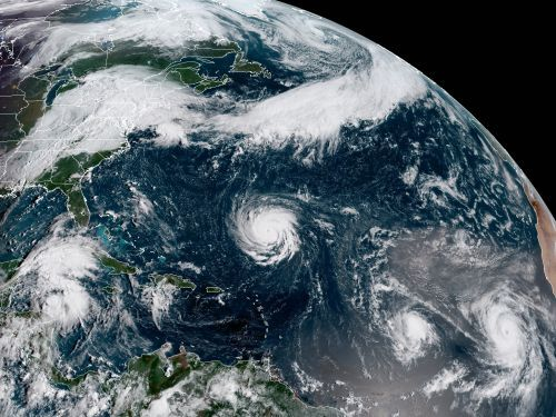 'Spaghetti models' show potential paths for storms like Hurricane Florence - here's what they mean
