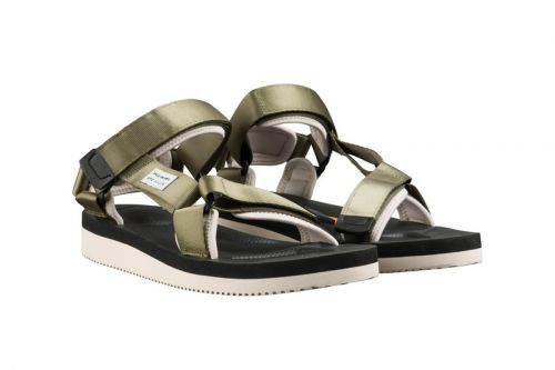 """Suicoke Taps A.P.C. for """"Walk On Free"""" SS20 Depa-V2 Sandals"""