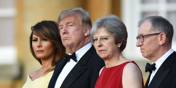 Donald Trump says Theresa May's Brexit plan will 'kill' a US-UK trade deal in explosive interview