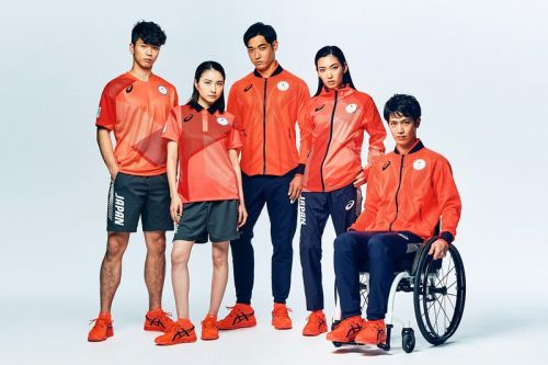 ASICS Reveals Official 2020 Tokyo Olympic and Paralympic Apparel