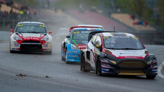 World Rallycross Has Already Pushed Back Its Shift to Electric Cars