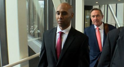 Judge: Most Exhibits From Mohamed Noor Trial Can Be Copied