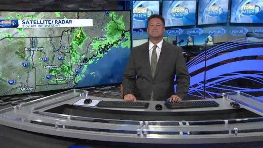 Watch: Warm and humid today