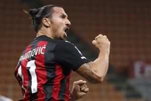 Ibrahimović tests positive for coronavirus