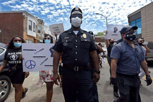 New Jersey announces law enforcement reforms in wake of protests against police brutality