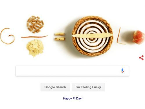 The Pi Day Google Doodle was made by the inventor of the Cronut - here's what to know about the day