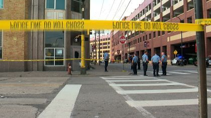 Police: Man Shot In Downtown Minneapolis