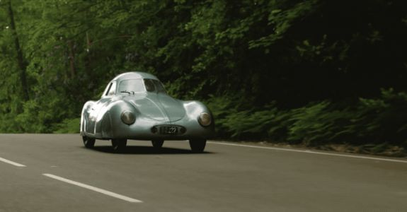 Here's Chris Harris Driving The Ancestor Of All Porsches