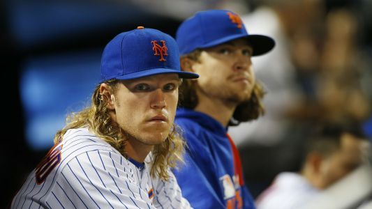 MLB trade rumors: Mets not actively looking to deal Jacob deGrom, Noah Syndergaard