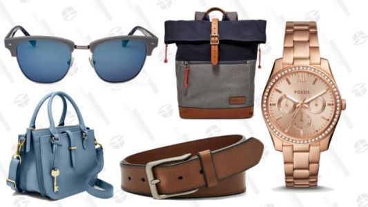 Refresh All of Your Accessories With Fossil's Semi-Annual Sale
