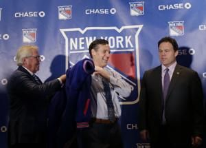 Quinn: Rangers' job is an 'opportunity I could not pass up'