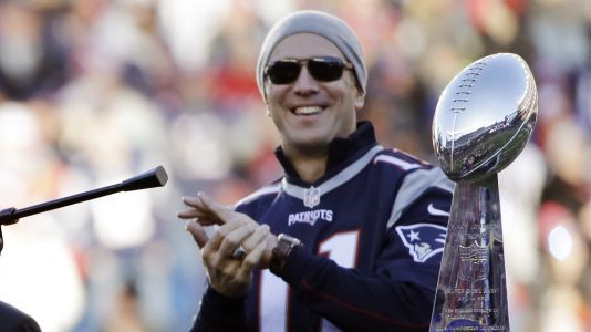 Drew Bledsoe named honorary captain for Sunday's AFC Championship game