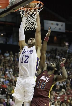 Lakers, Trail Blazers to meet for Summer League title again