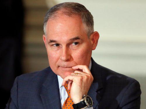 Trump EPA chief Scott Pruitt has resigned - here are the noteworthy environmental regulations he was rolling back