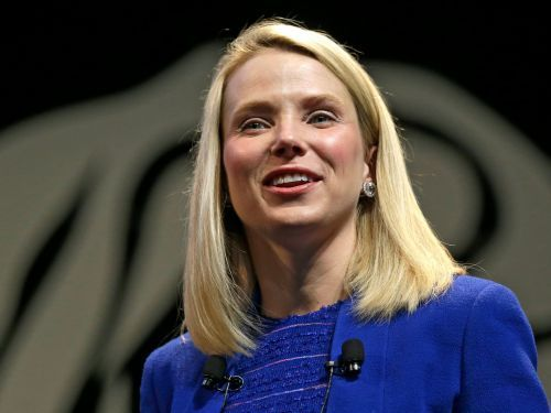 Marissa Mayer is renting Google's old office for the 'good juju' as she plans her next move