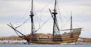 Your daily 6: A rebuilt Mayflower, Trump's Turkey Day message and a nude congressman