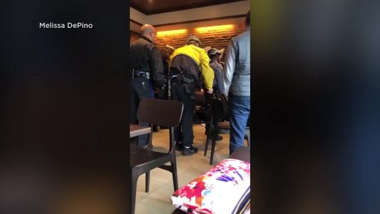 Starbucks CEO issues apology after video of Phila. arrests goes viral; protesters call for change