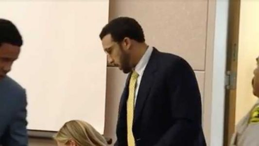 Jury convicts ex-NFL player of rape, mulls 8 other charges