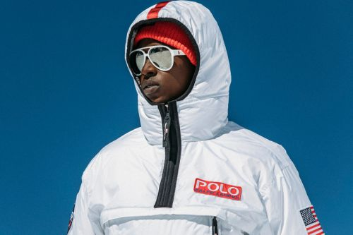Ralph Lauren Presents Hi-Tech Heated Jacket That's Controlled with an App