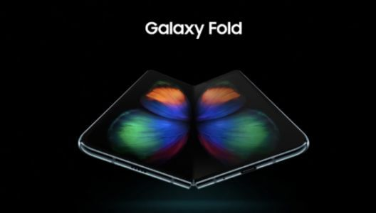 Samsung announces the Galaxy Fold, a phone that opens into a tablet