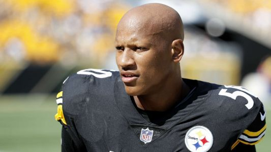 Steelers' Ryan Shazier returns to Bengals' stadium for first time since injury