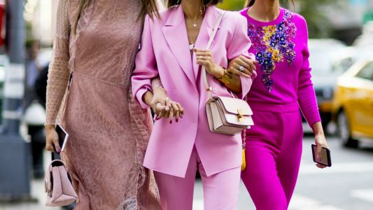 29 Pink Jackets to Sweeten Up Your Fall Wardrobe