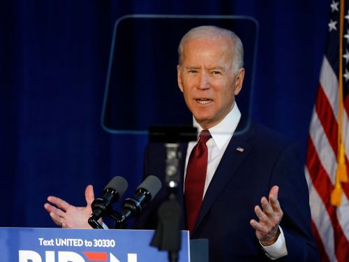 Joe Biden slams Mark Zuckerberg and Facebook for having too much power: 'I've never been a big Zuckerberg fan. I think he's a real problem'