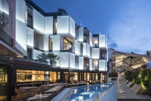Sir Hotels Pays Homage to Yacht-Living With the Sir Joan Hotel in Ibiza