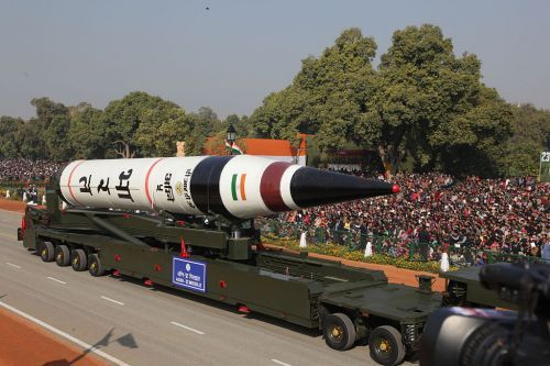 India test-launches nuclear-capable long-range missile